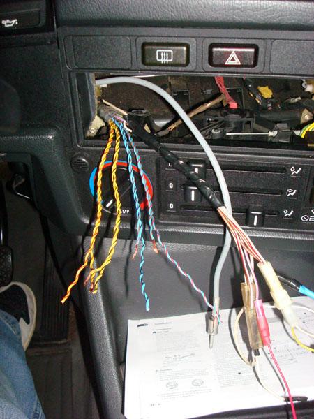 Bmw E30 Radio Wiring Diagram