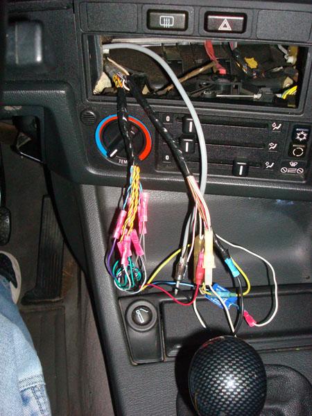 E30 Speaker Wiring Diagram